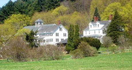 Newbury's Bushee estate.